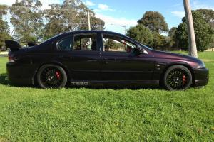 Ford AU TE50 1999 4D Sedan 5 SP Manual 5 7 L 5 Seats Herrod Tickford TS50 GT in Melbourne, VIC