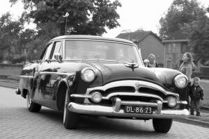 American oldtimer - Packard Clipper Deluxe