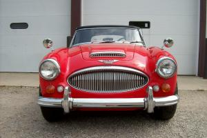 1966 AUSTIN HEALEY 3000 BJ8 MARK III.  EXCELLENT COND. SOLID