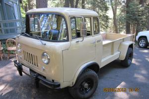 1957 Forward Control Jeep FC-170