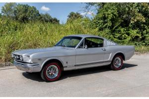 1966 Mustang GT, K Code, Numbers Matching, Rare Automatic, Nut and Bolt Resto