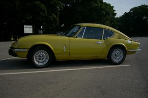Triumph GT6 MK3  Photo