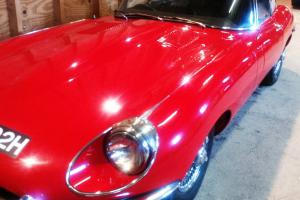 BEAUTIFUL 1969 JAGUAR E-TYPE 4.2 FHC - NOT 2