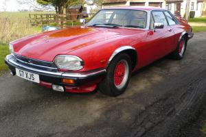 Jaguar XJS Coupe,3.6 litre,81k miles,mint,private Number Plate,FSH  Photo