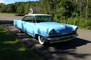 1956 Lincoln Coupe