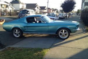 1967 Ford Mustang  GT S Code Fastback *Deluxe interior