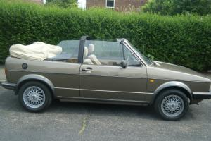 vw golf mk1 GTI relisted due to time waster
