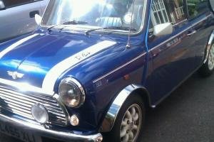 ROVER MINI 1250 CC  Photo