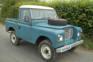 1977 LAND ROVER 88 Photo