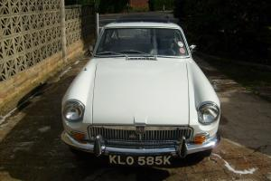 mgb gt 1971,tax excempt with long mot.