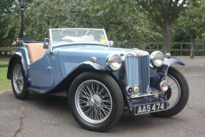 MG TC 1948 Sports Roadster  Photo