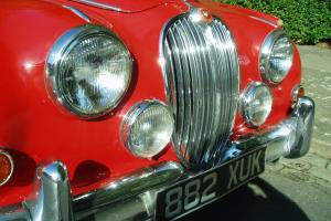 JAGUAR MK 2 / MK 11 3.4 MANUAL WITH OVERDRIVE