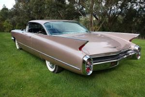 1960 Cadillac Coupe Nice CAR Great Driver Selling Cheap Must SEE IN Person