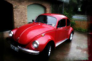 1972 VW Beetle Superbug