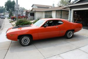 1971 Phymouth GTX 440 6 Pack