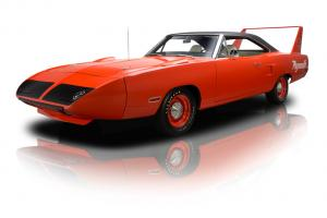 Documented Restored Road Runner Superbird 426 HEMI V8