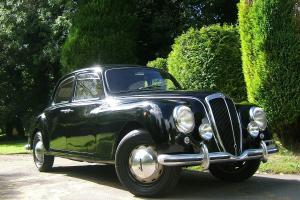 LANCIA AURELIA B10 S Berlina.Full matching numbers car and very original