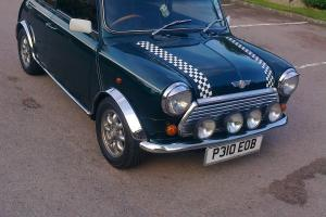 ROVER MINI COOPER 1.3I SPORTS GREEN