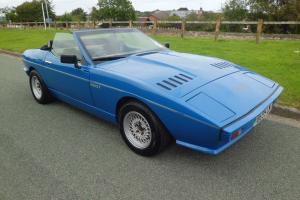 TVR 280I Tasmin,Only 81k,with loads of history,160 BHP 2.8 Ford Capri Engine.