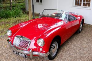 MGA 1500 ROADSTER  Photo