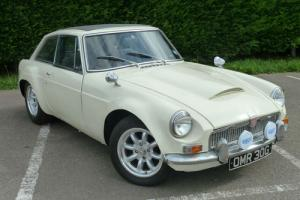 1969 MG/ MGF B GT V6 Sebring Conversion  Photo