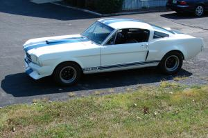 SHELBY MUSTANG GT350, 1966