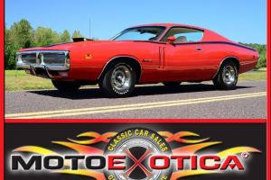 1971 DODGE CHARGER R/T, INCREDIBLELY CLEAN, NUMBERS MATCHING, 440 6-PACK