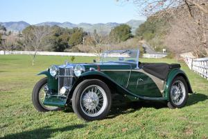 1948 MG TC Photo