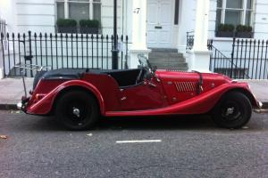 1987 MORGAN 4/4 4 Seater  Photo