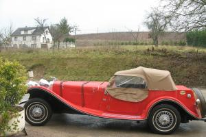 1982 JAGUAR SS100 REPLICA LHD  Photo