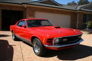 1970 MACH1 Mustang in South Eastern, ACT