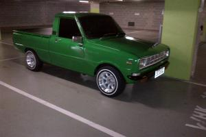 Mazda 1000 UTE 12A Bridgeport Rotary Immaculate BIG
