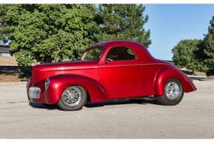 1941 Willys 502 c.i. /502 hp, Hilborn Injection, A/C, Disc Brakes, Must See!!