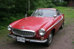 1965 Volvo 1800S     Good project car Running condition  Brakes driveline good