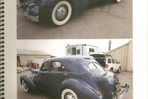 1937 Cord 812 Beverly Sedan restored back to near perfect as factory condition