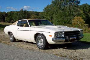 1974 Plymouth Roadrunner Base Coupe 2-Door 5.2L, 44,000 miles **NO RESERVE**