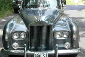 1965 LHD Rolls Royce Silver Cloud III- All original Air auto