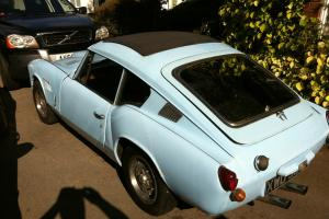 1970 Triumph GT6 Mk2 2 litre overdrive. Needs re-comissioning.  Photo