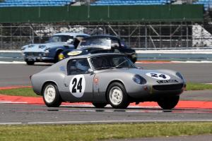 TRIUMPH SPITFIRE LENHAM GT LE MANS HISTORIC CLASSIC RACE CAR 1965 UNIQUE Photo