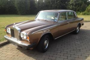 1977 S Rolls Royce Silver Wraith 11 in outstanding condition 89k miles.  Photo