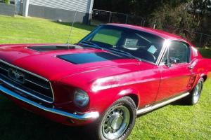 Mustang Fastback GT S Code 1967 BIG Block in Lower Great Southern, WA