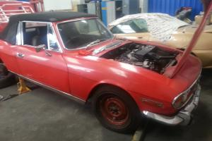 TRIUMPH STAG 1975 ORIGINAL 3 LITRE ENGINE AUTOMATIC