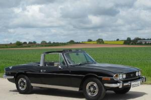 1973 L Triumph Stag 3.0 V8 - Manual