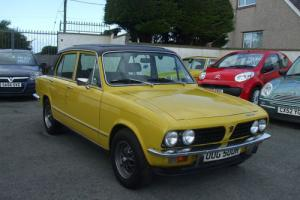 1976 Triumph Dolomite sprint Standard Car 1998cc Petrol  Photo