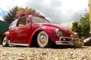 Air ride VW Beetle Slammed 60