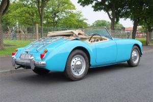 1959 MGA 1600 Roadster.  Photo