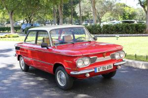 1966 NSU Prinz 1000 Photo