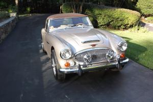 1967 Austin Healey 3000, Mark 3, Golden Beige Met, Restored British Motor Corp.