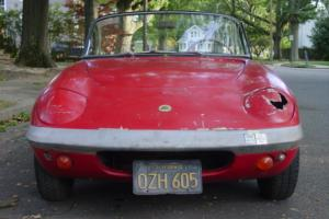 1964 Lotus Elan 1600 Series 1