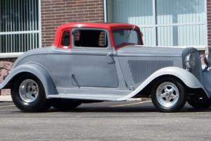 1933 Plymouth Coupe Street Rod 340 Built-Ready for finishing-MOPAR Fun